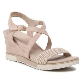 Sandále Clara Barson LS4857-03 Látka/-Materiál