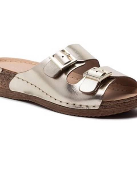 Zlaté topánky Lasocki