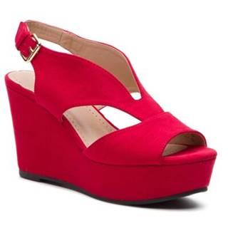 Sandále  LS4987-01 Látka/-Materiál