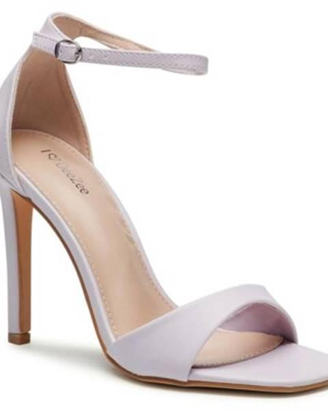 Fialové sandále DeeZee