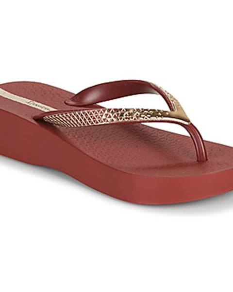 Bordové topánky Ipanema