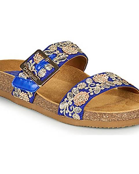 Modré topánky Desigual