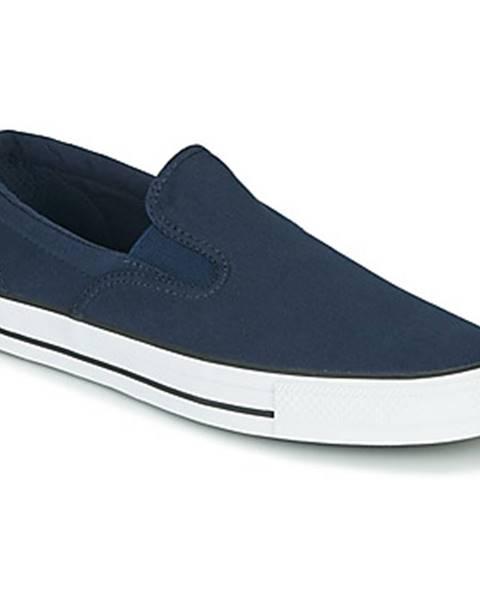 Modré espadrilky Converse