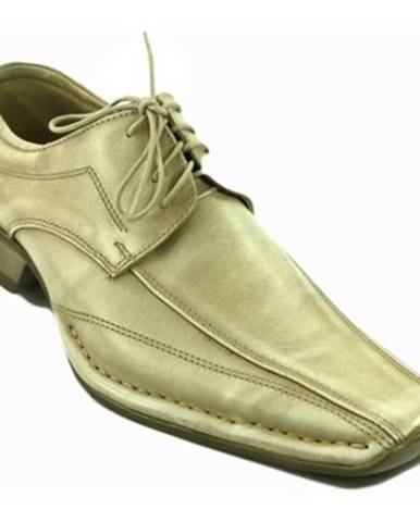 Béžové topánky Wograhen