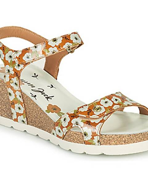 Žlté sandále Panama Jack