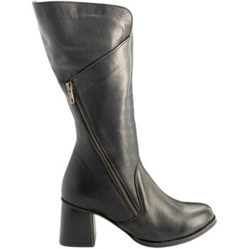 Bueno Shoes Polokozačky Bueno Shoes  20WP1406