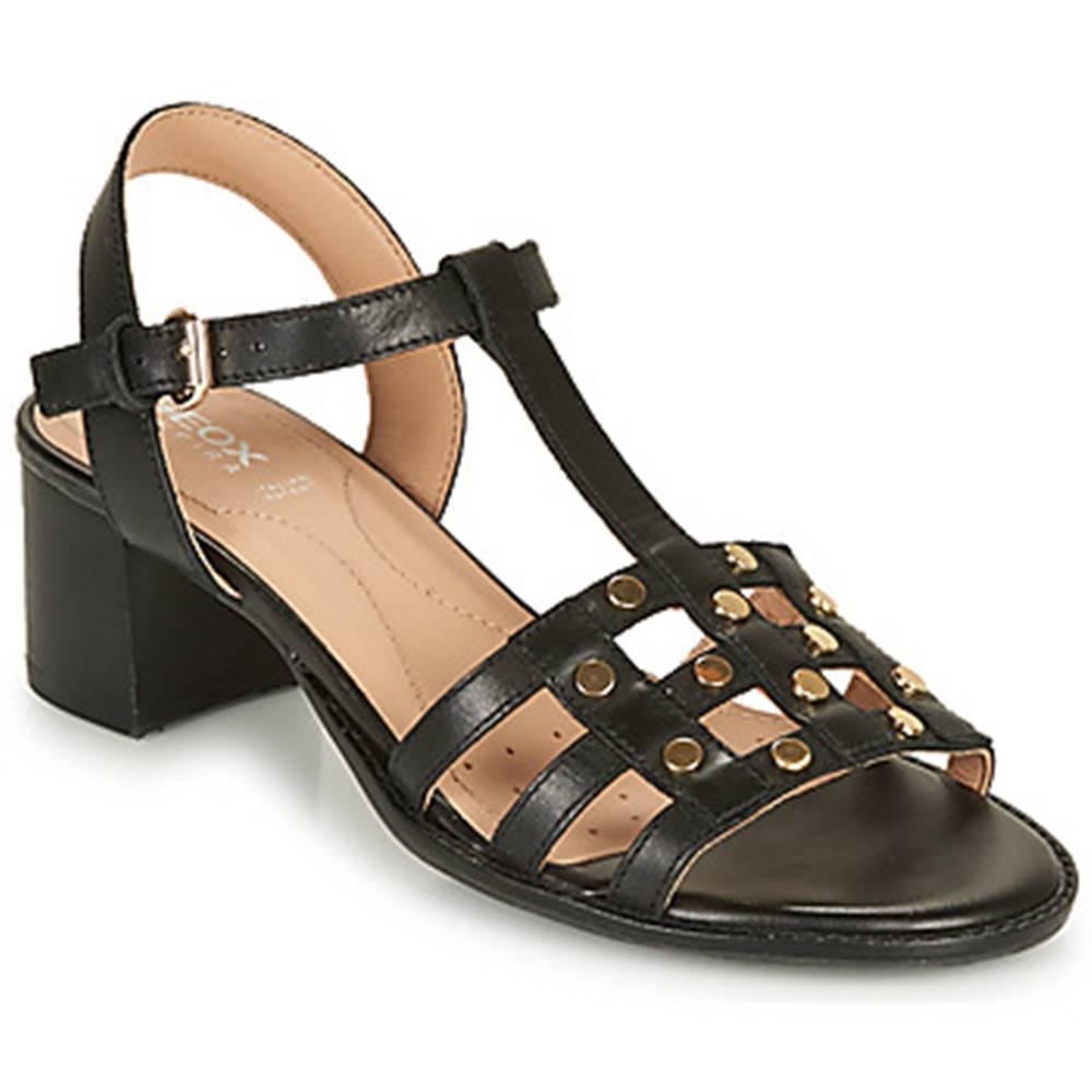 Geox Sandále  D SOZY MID B