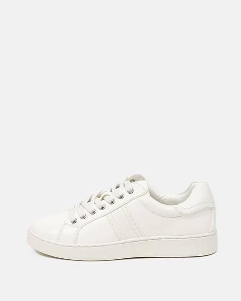 Biele tenisky zabaione