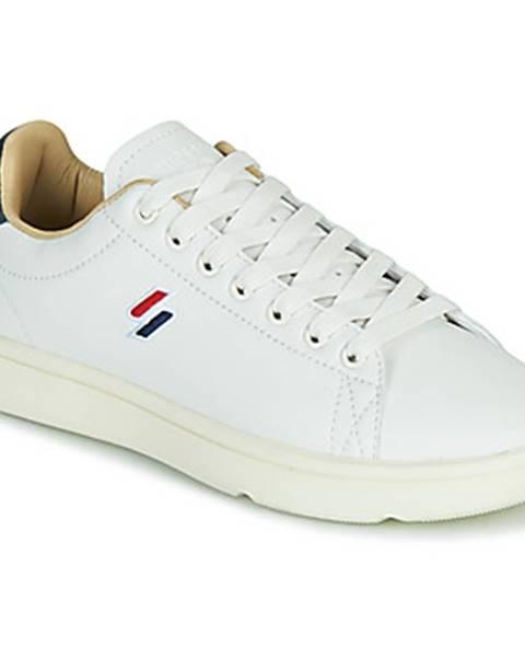 Biele tenisky Superdry