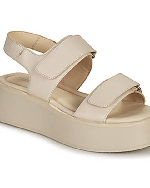 Béžové sandále Vagabond Shoemakers