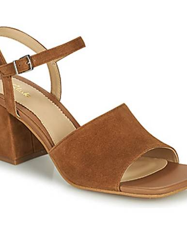 Béžové sandále Clarks