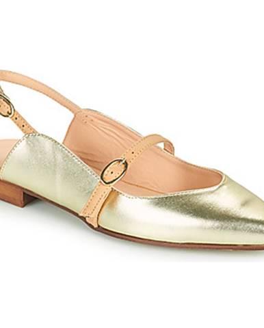 Zlaté balerínky Fericelli