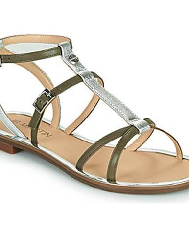 Zelené sandále JB Martin