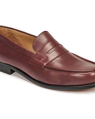 Červené topánky Pellet