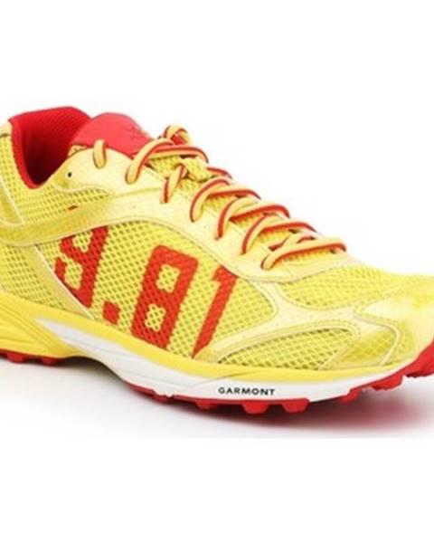 Žlté topánky Garmont