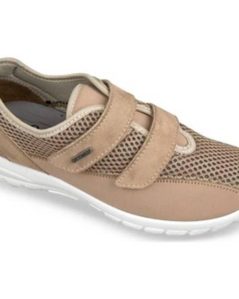 Béžové papuče Mjartan