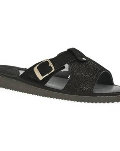 Čierne topánky John-C