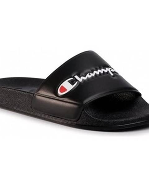 Čierne topánky Champion