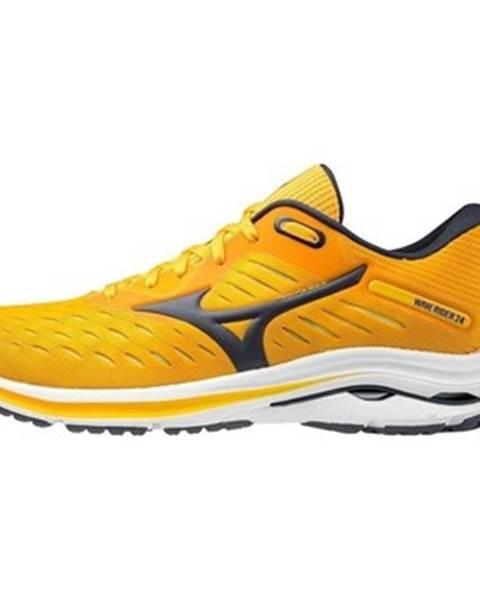 Žlté topánky Mizuno