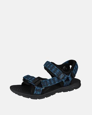 Modré sandále hannah