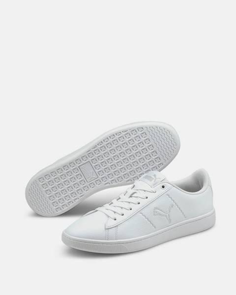 Biele tenisky Puma