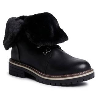 Šnurovacia obuv  WS2862-15 Ekologická koža/-Ekologická koža