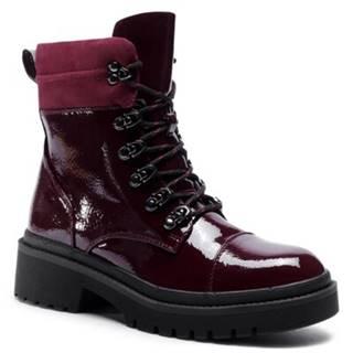 Šnurovacia obuv  WS5126-03 Ekologická koža/-Ekologická koža