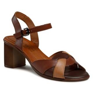 Sandále Lasocki RST-2222-03 Prírodná koža(useň) - Lícova