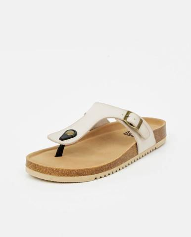 Krémové papuče Xti