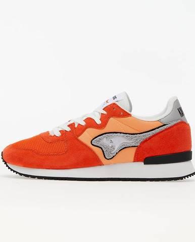 Červené tenisky Kangaroos