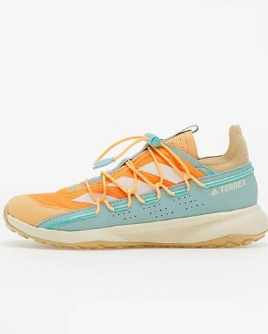 Oranžové tenisky adidas Performance