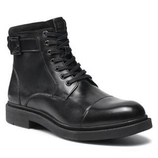 Šnurovacia obuv Gino Rossi MI08-C878-877-08