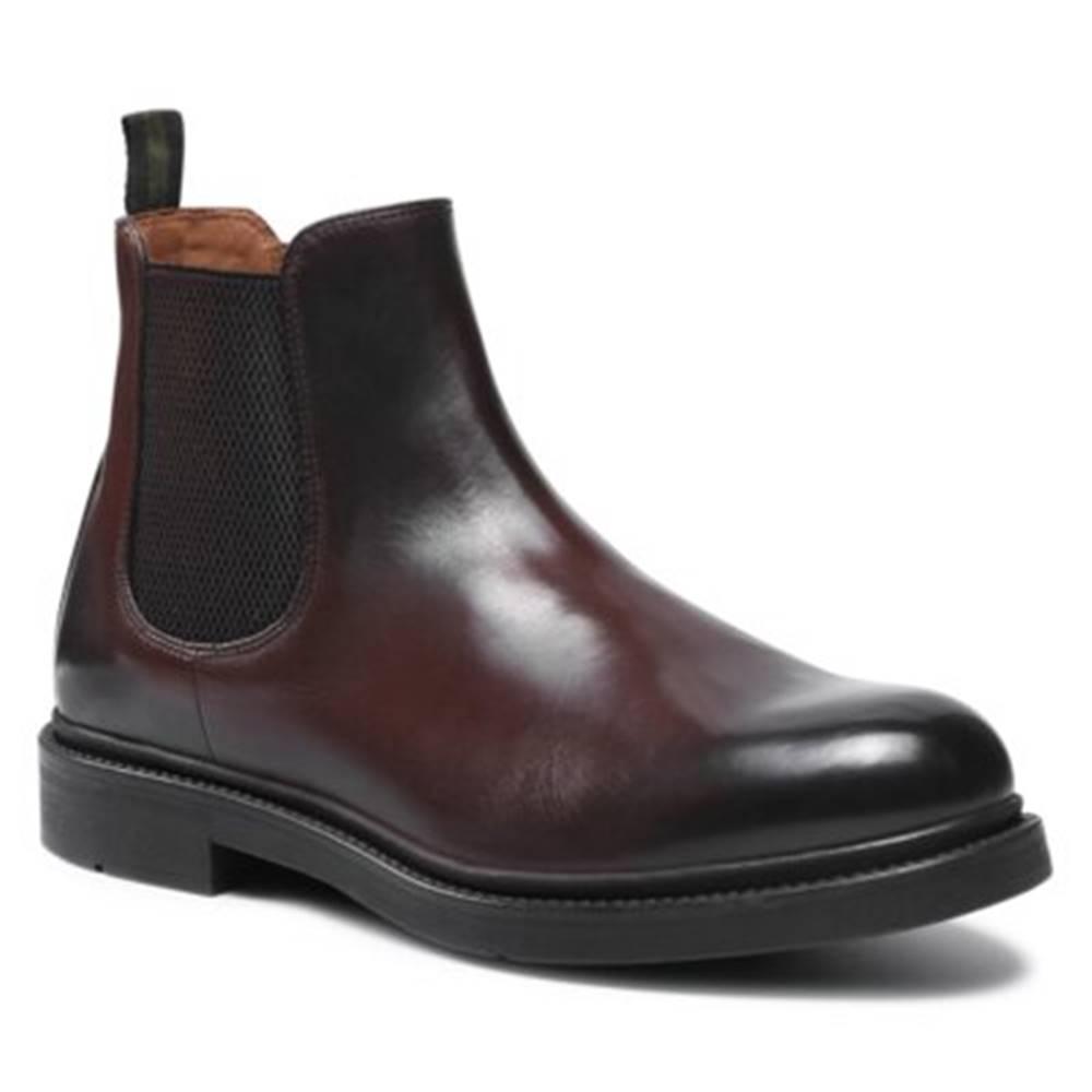 Gino Rossi Členkové topánky Gino Rossi MI08-C878-877-07