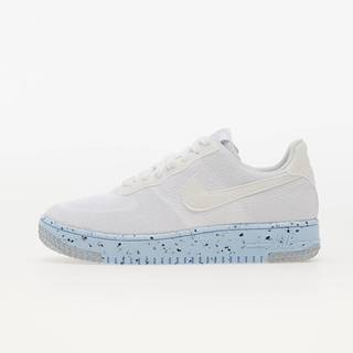 W Air Force 1 Crater FlyKnit White/ White