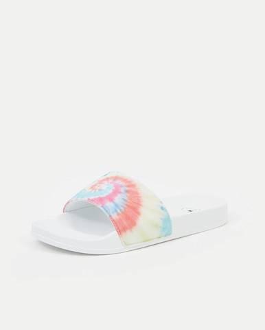 Biele papuče tally weijl