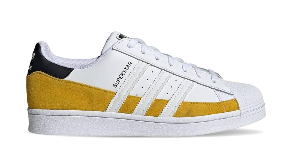 adidas Originals Tenisky adidas Superstar Hazy Yellow/Ftwr White/Core Black