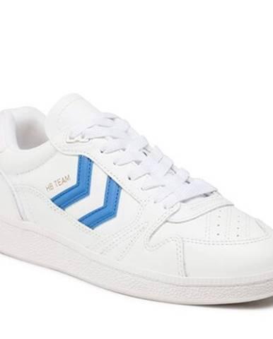 Biele topánky Hummel