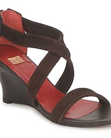 Hnedé sandále Vialis