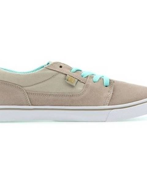 Béžové tenisky DC Shoes