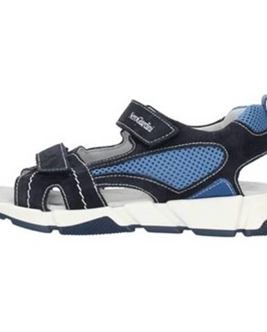 Čierne športové sandále Crocs