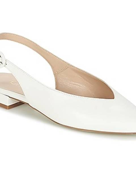 Biele balerínky Fericelli