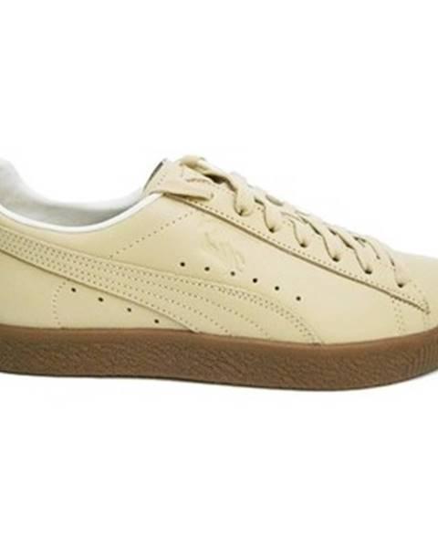 Hnedé tenisky Puma