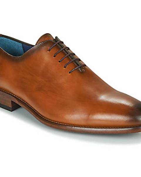 Hnedé topánky Brett   Sons