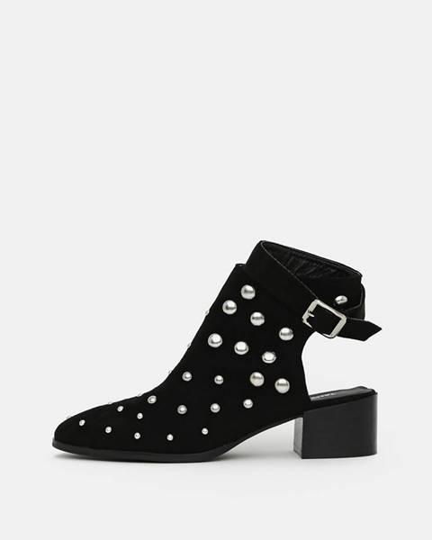 Čierne topánky tally weijl