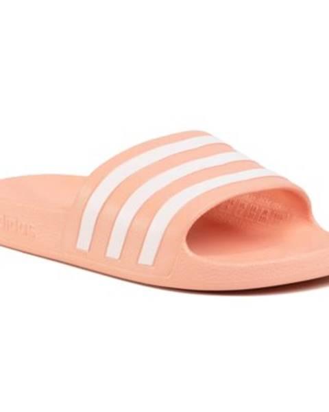 Svetloružové topánky adidas