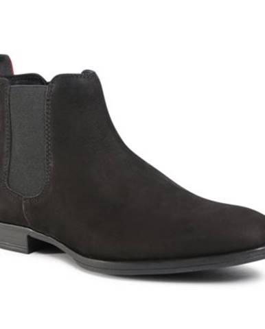 Čierne topánky Sergio Bardi
