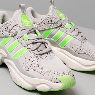 adidas Magmur Runner W Grey Two/ Semi Green/ Raw White