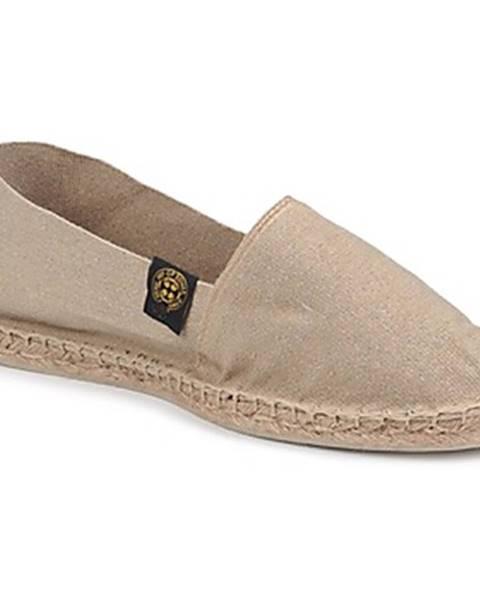 Béžové topánky Art of Soule