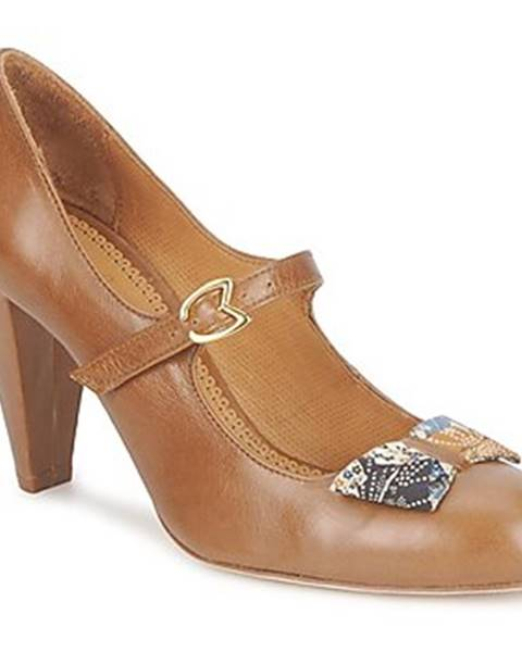 Hnedé topánky Maloles