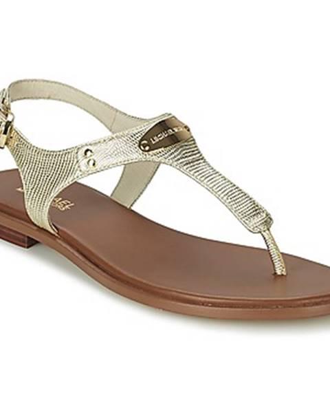 Zlaté topánky MICHAEL Michael Kors